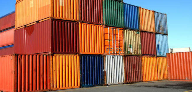 used shipping containers in Virginia Beach, Virginia